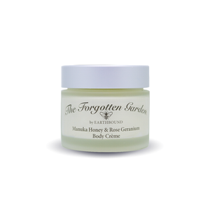 Manuka Honey & Rose Geranium Body Crème