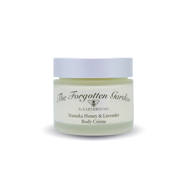 Manuka Honey & Lavender Body Crème