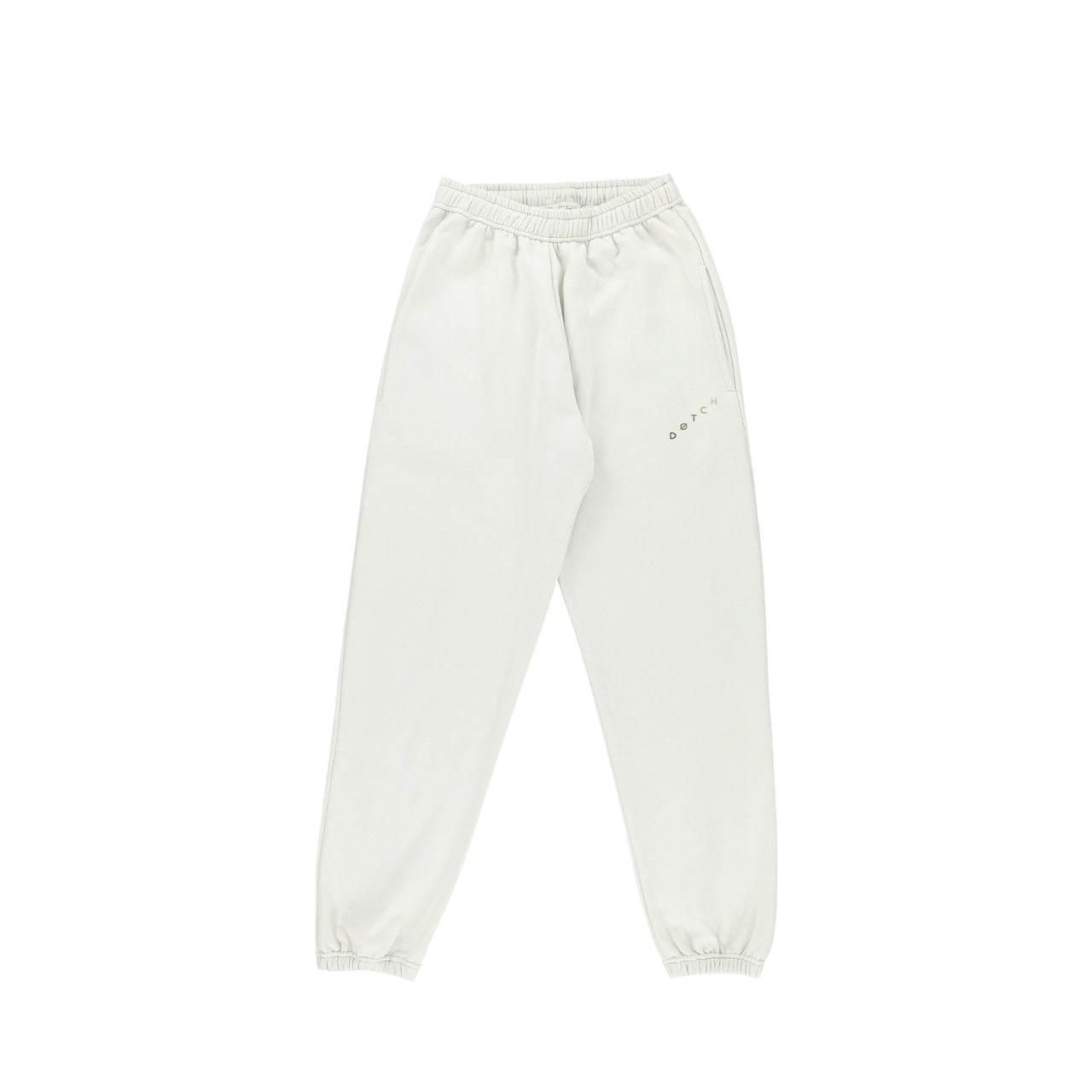.GALLERY SWEATPANTS - CREAM