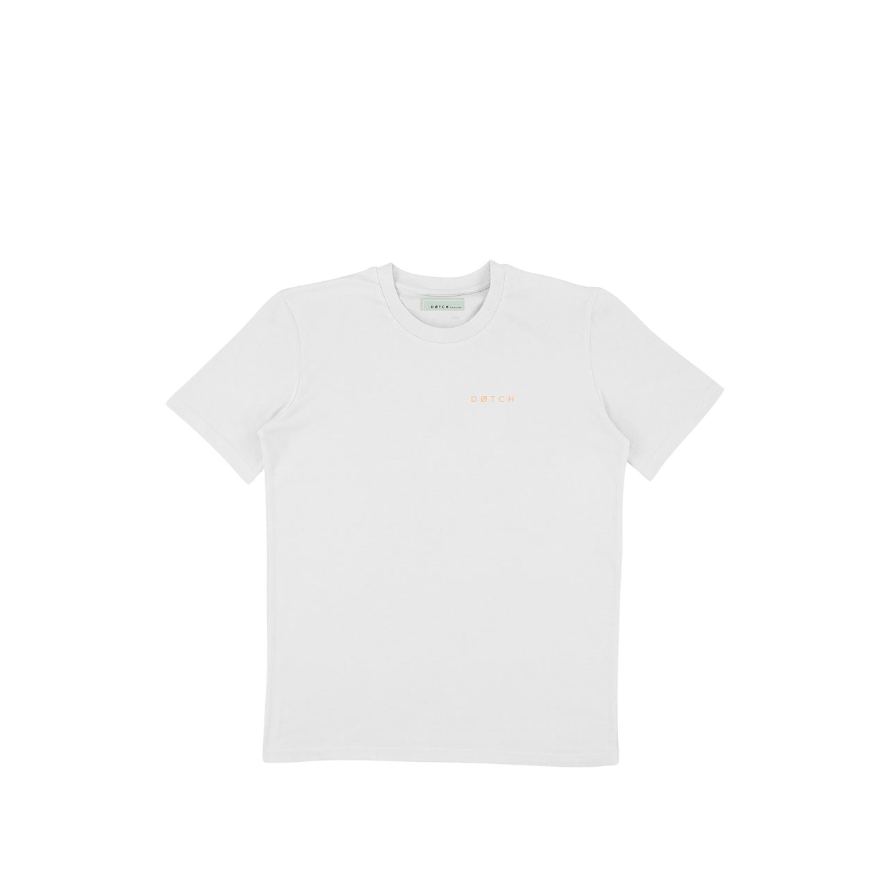 .Studio Shirt - White & Apricot