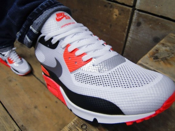 5aa491218c4 nike air max 90 hyperfuse infrared crooked tongues