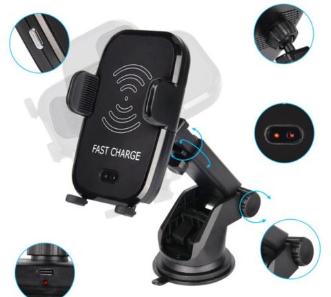 You Splendid Smart Wireless Car Charger - Fast Charge