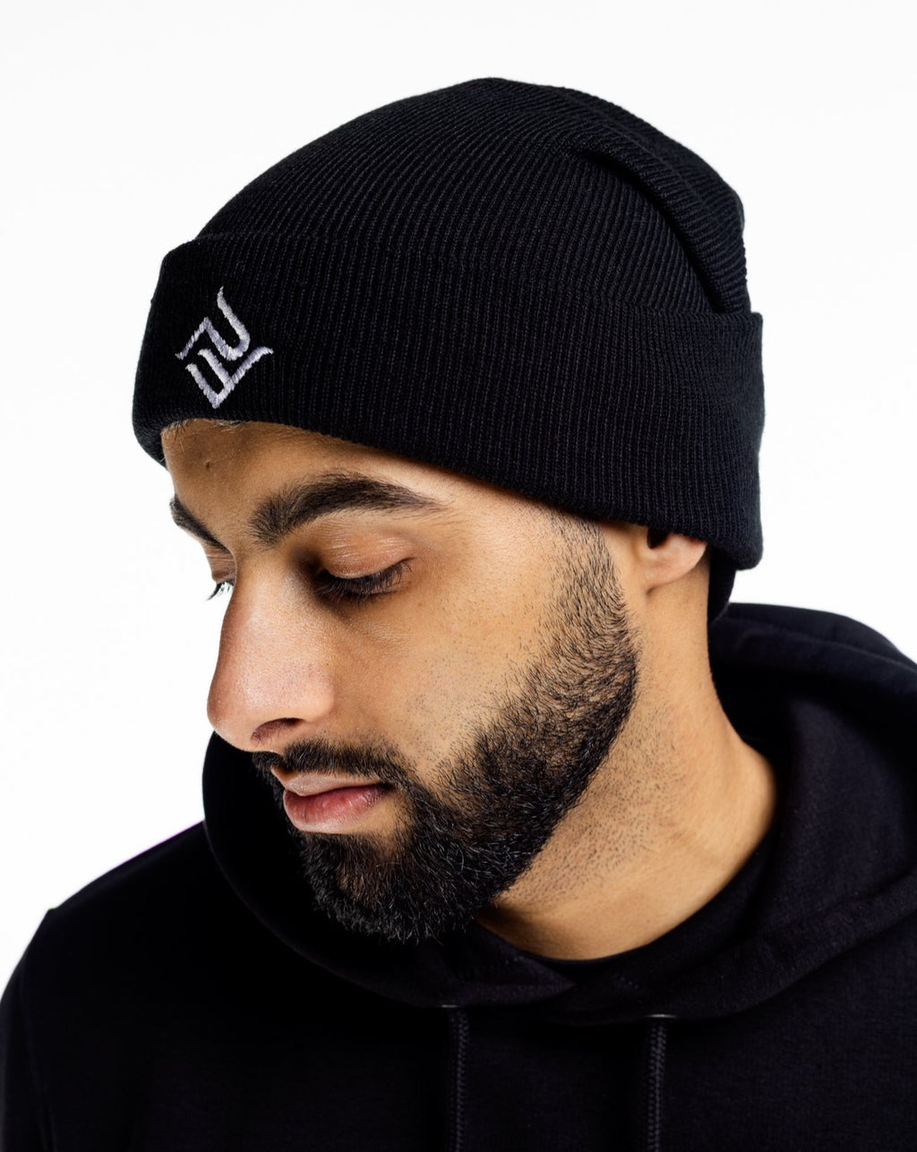 Lux PF Beanie Black | Punjabi Apparel | Panjabs Finest