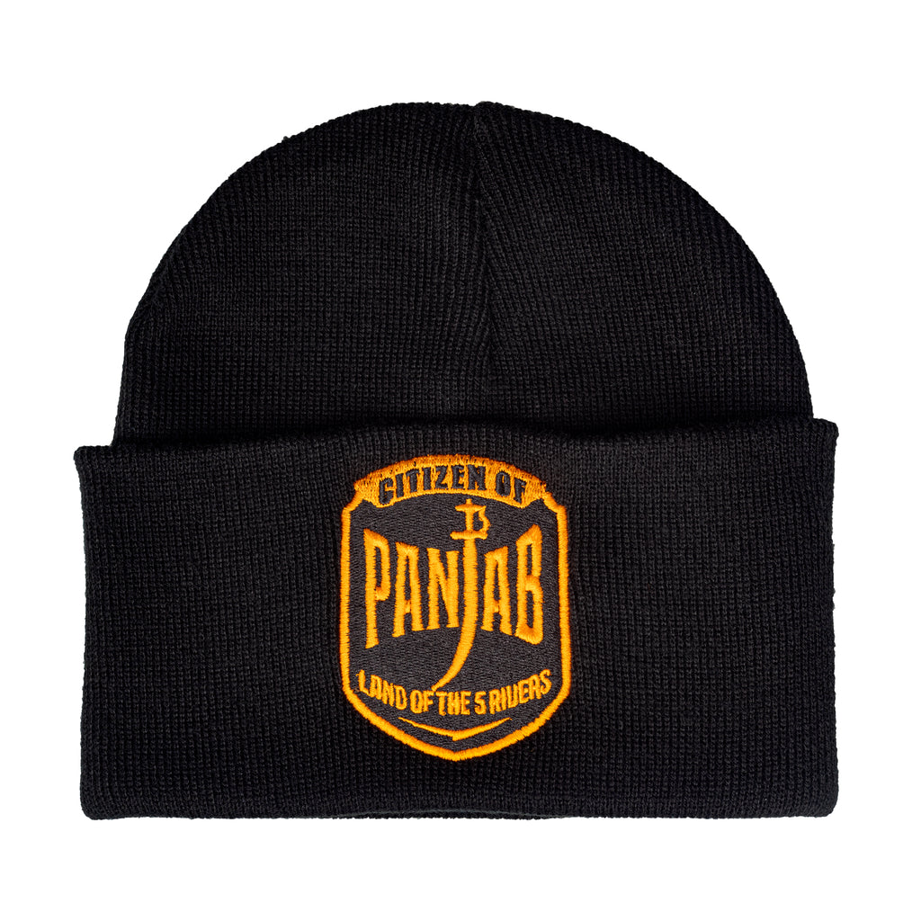 Citizen of Panjab Beanie Black