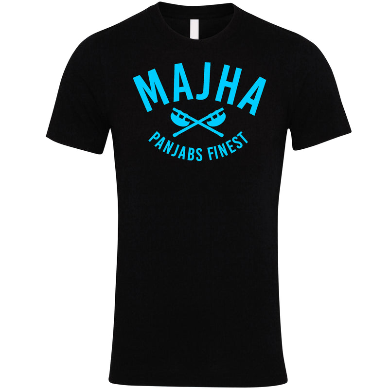Majha T-Shirt Black
