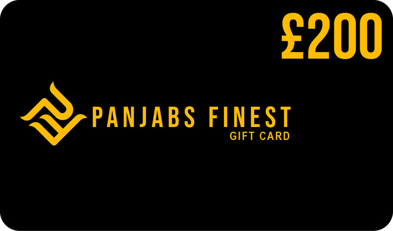Panjabs Finest E-Gift Card