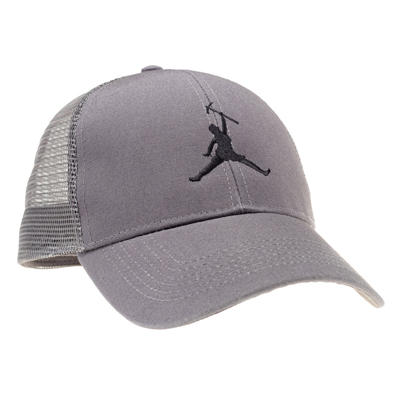 Kisan Jump Huva Cap Grey | Kisaans Clothing | Panjabs Finest