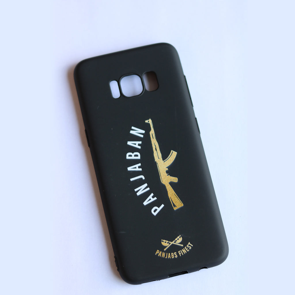 Panjaban AK47 Phone Case - Black | Panjabs Finest
