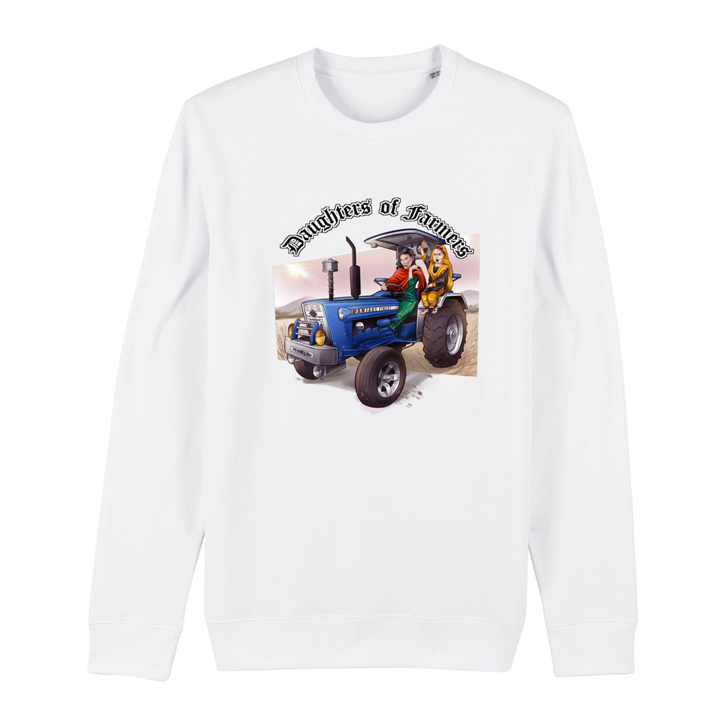 DAUGHTERS OF FARMERS CREWNECK