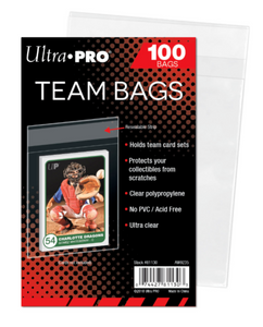Team Bags 100ct