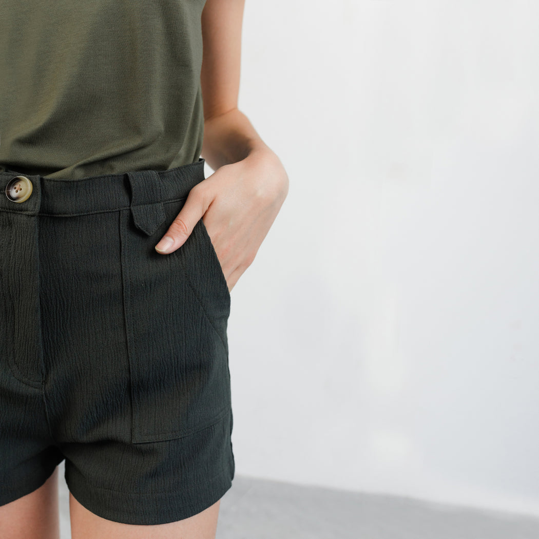 Crepe Pocket Shorts V1.0