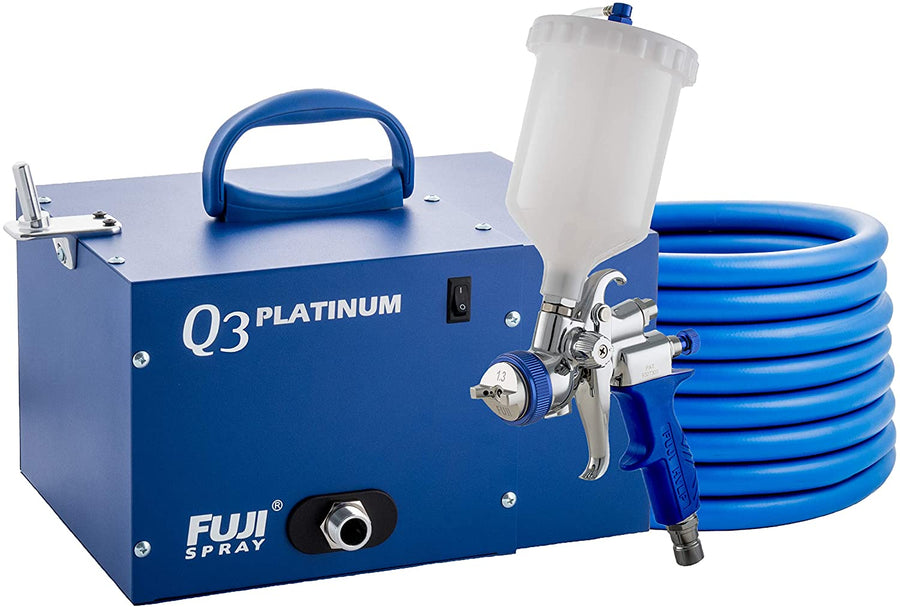 Fuji Q3 PLATINUM™ Model Spray System