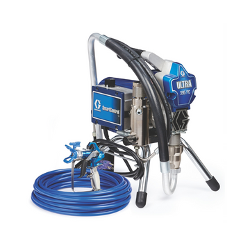 Graco 395 PC Electric Airless Sprayer, Stand 17E844