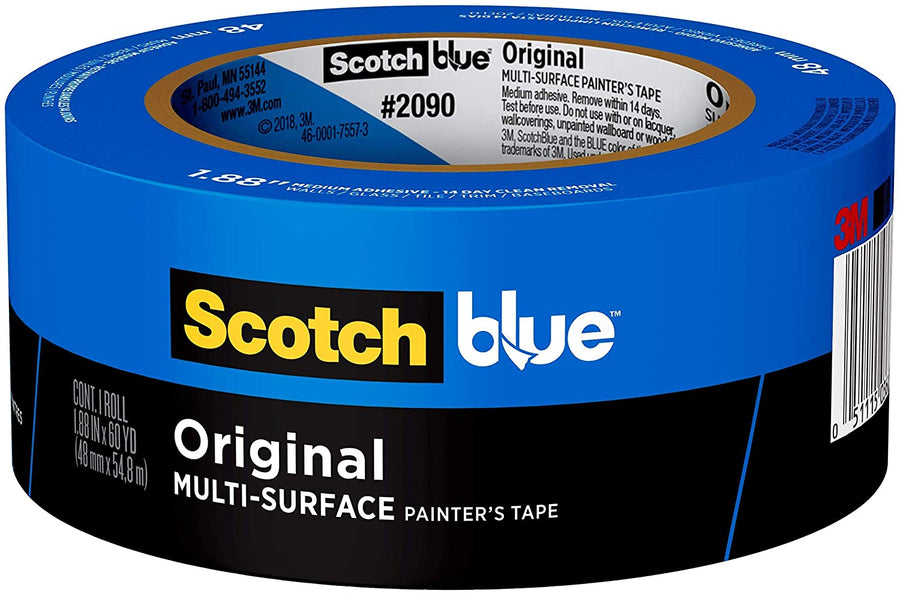 3M ScotchBlue™ Original Multi-Surface Painter's Tape 2090