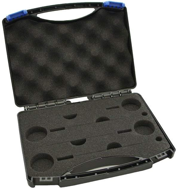 Fuji Spray 5137 Carry Case for Aircap Sets, HVLP Accessories