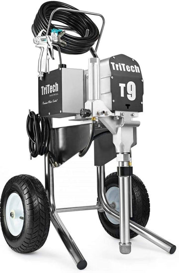 Tritech T9 Paint Sprayer, High-Cart 602-804