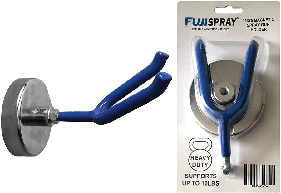 Fuji Spray 5375 Magnetic Spray Gun Holder, One Size Blue