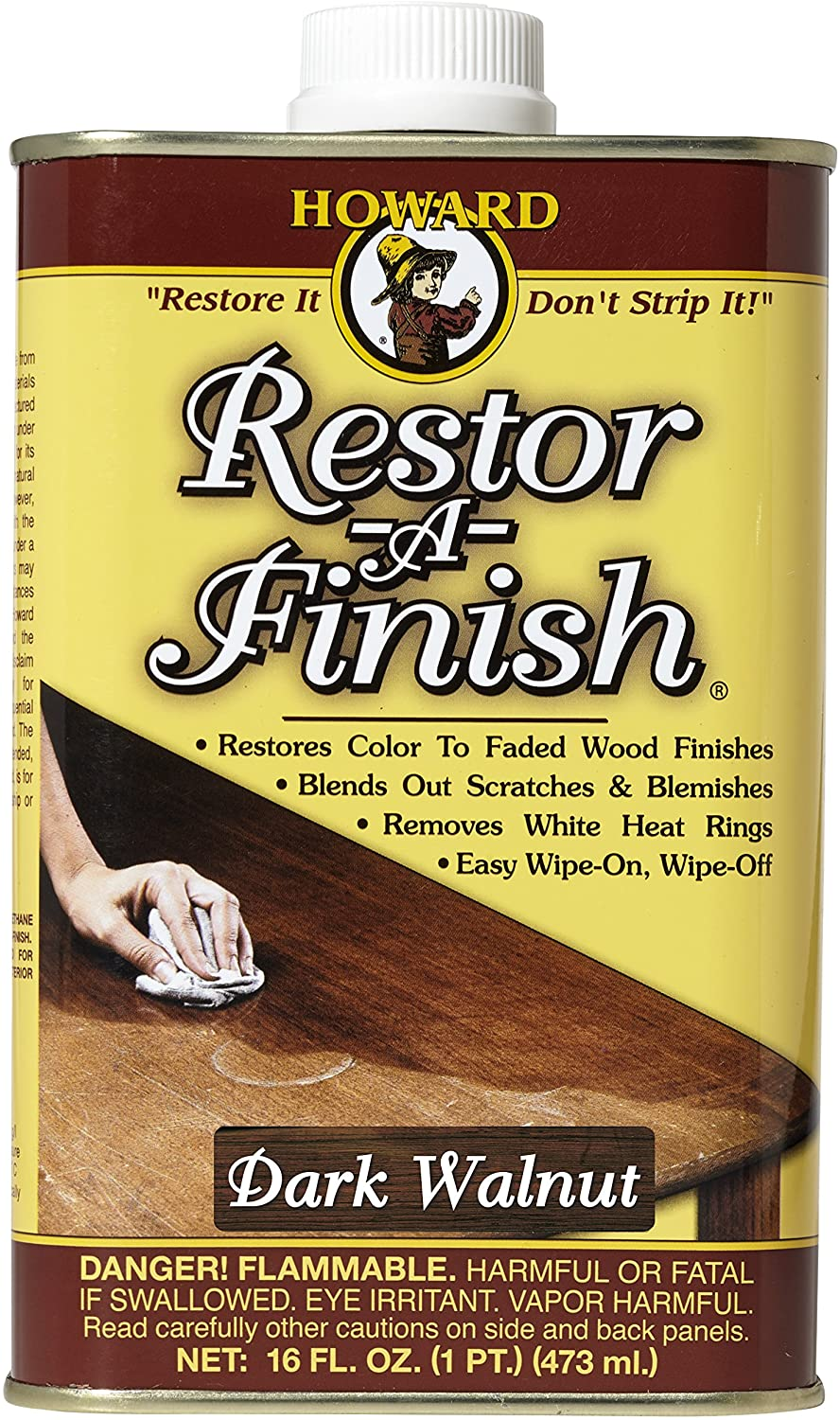 Howard Restor-A-Finish, 16-Ounce