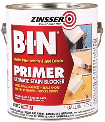 ZINSSER B-I-N® Shellac-Base Primer