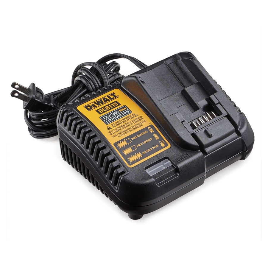 DEWALT 20V MAX Lithium Ion Battery Charger 17P475