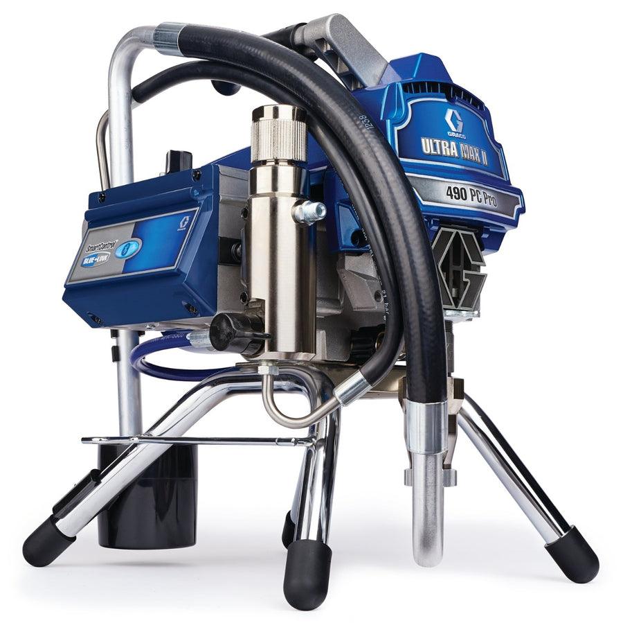 Graco Ultra Max II 490 PC Pro Electric Airless Paint Sprayer Superior Performance  for Various Painting Projects