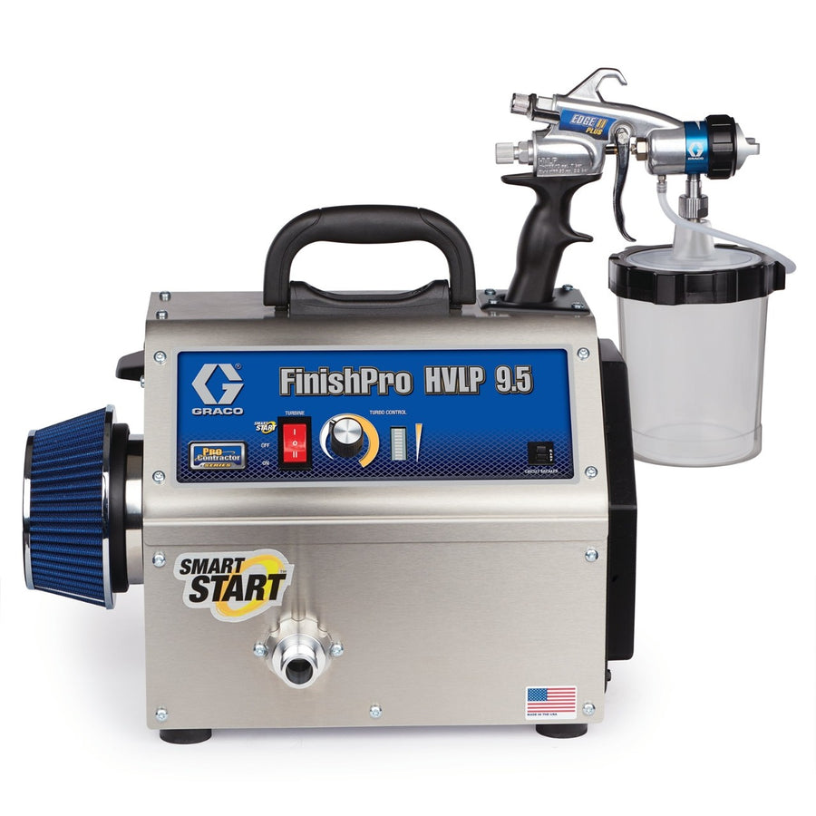 Graco FinishPro HVLP 9.5 ProContractor Series Sprayer 17N267