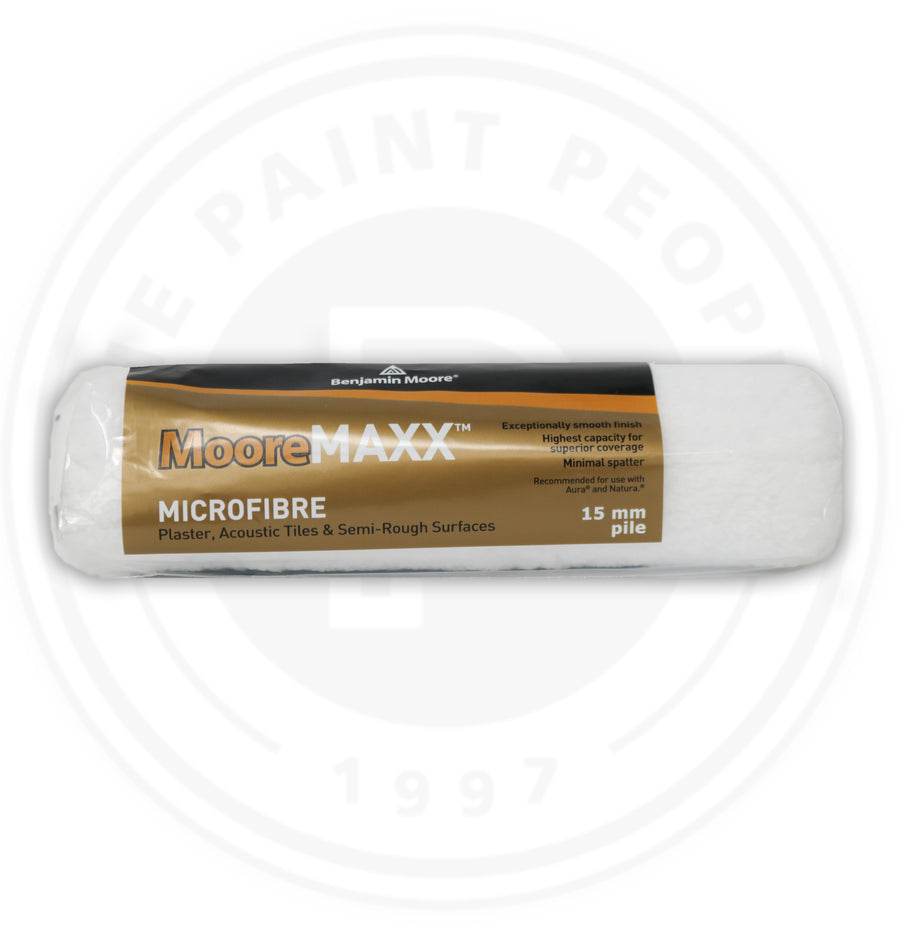 MooreMAXX® Microfibre Paint Rollers