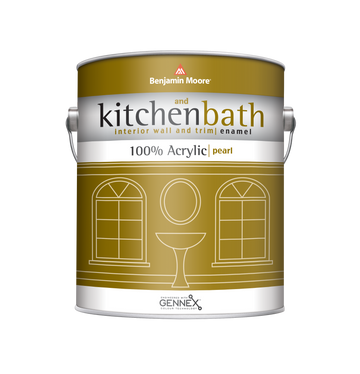 Benjamin Moore Kitchen & Bath Paint