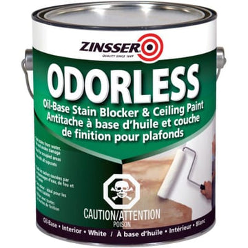 ZINSSER® Odorless Oil-Base Stain Blocker