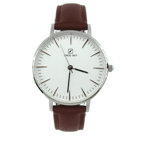 Women's new brown watch