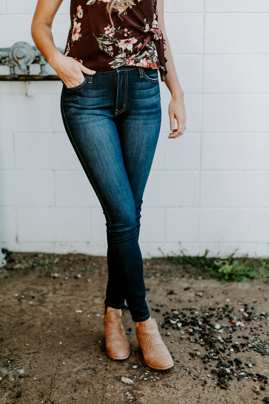 The Alina High-Rise Jeans