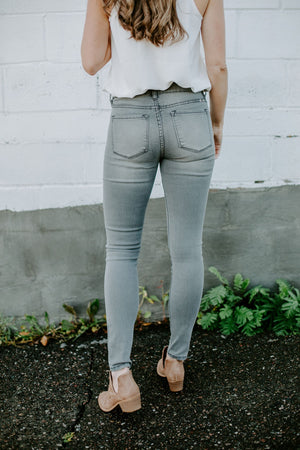 The Courtney Mid-Rise Jeans