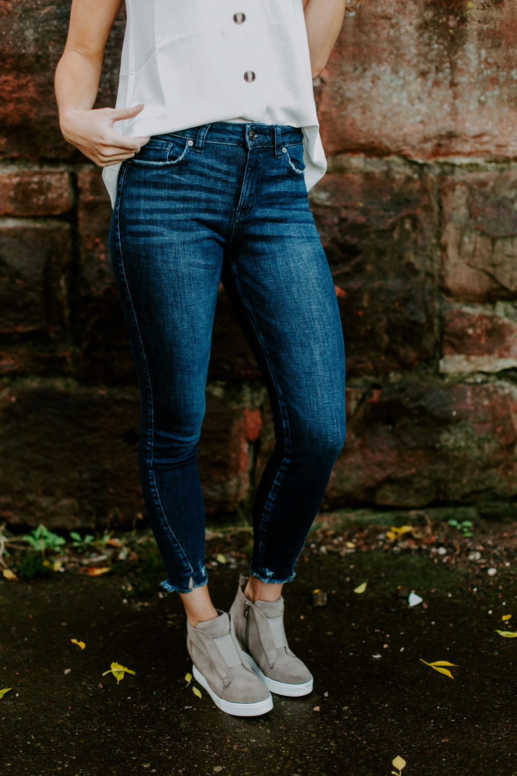The Sydney High-Rise Jeans