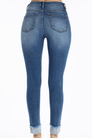 The Gemma High Rise Jeans