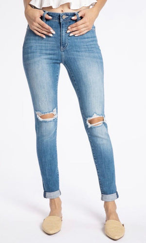 The Marlow High Rise Jeans