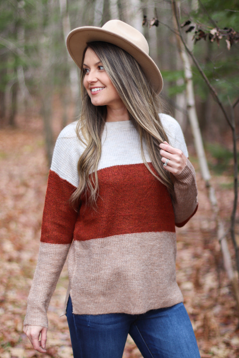 The Brighton Sweater