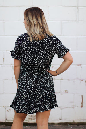 The Carson Button Front Dress
