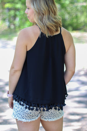 The Stevie Tassel Tank