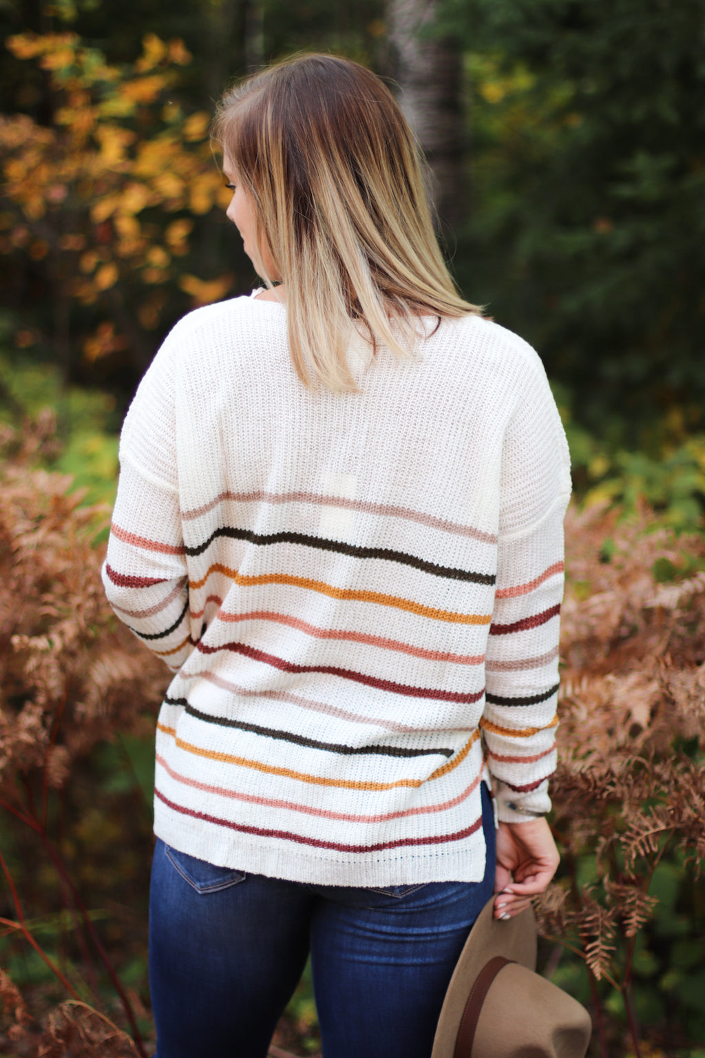 The Ripley Striped Sweater