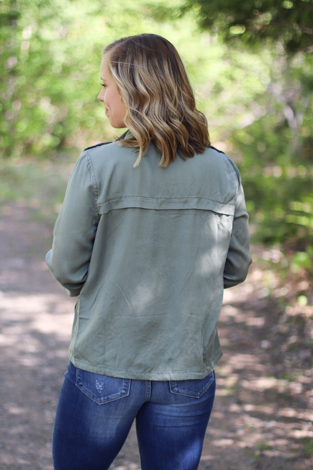 The Zada Utility Jacket