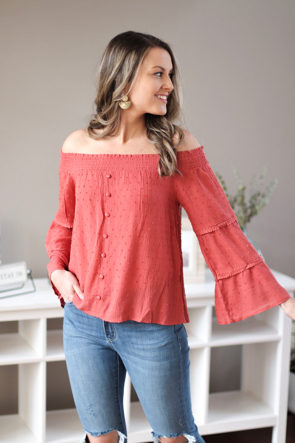 The Nashville Blouse