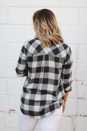 The Medora Flannel