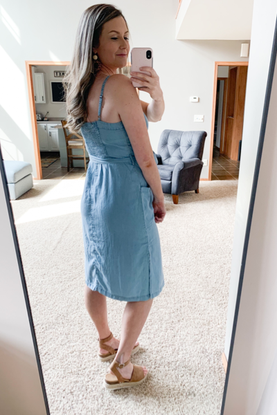 The Sydney Chambray Dress