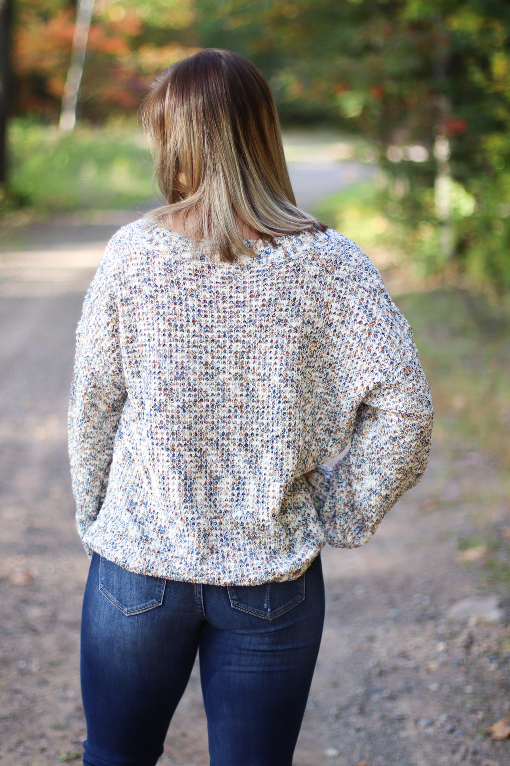 Lake of the Clouds Knit Sweater
