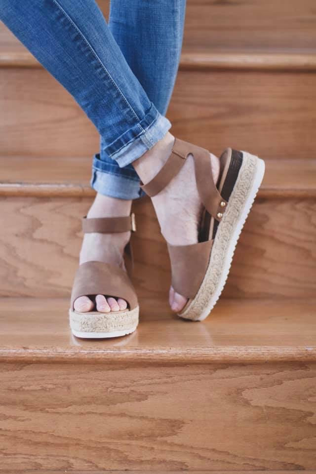 The Evie Espadrilles