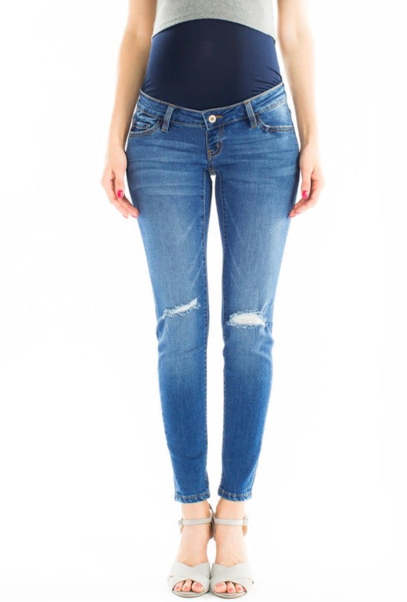The Kenzie Maternity Jeans