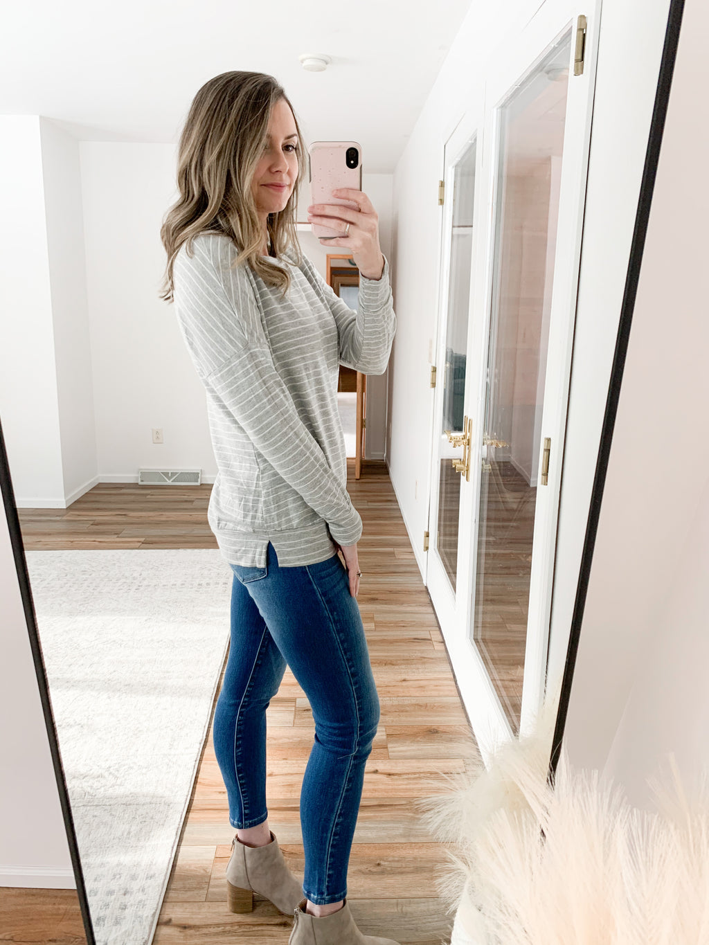 Cozy Weekend In Long Sleeve