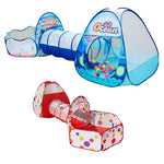 Children's Baby Kids Portable Tent Ball Pool Toys Crawling Tunnel Outdoor Toy