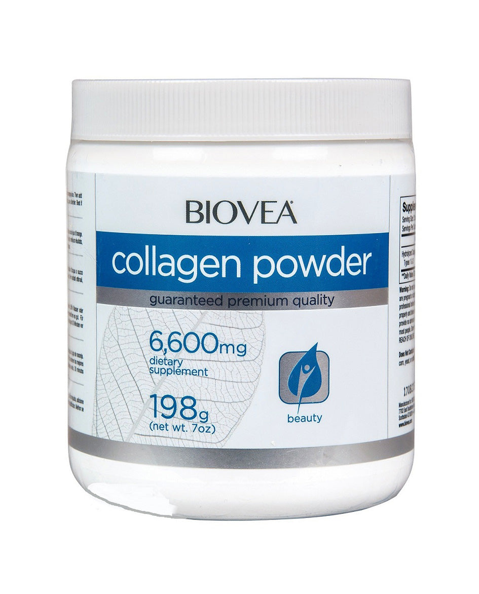Collagen peptides powder 6,600mg 198g