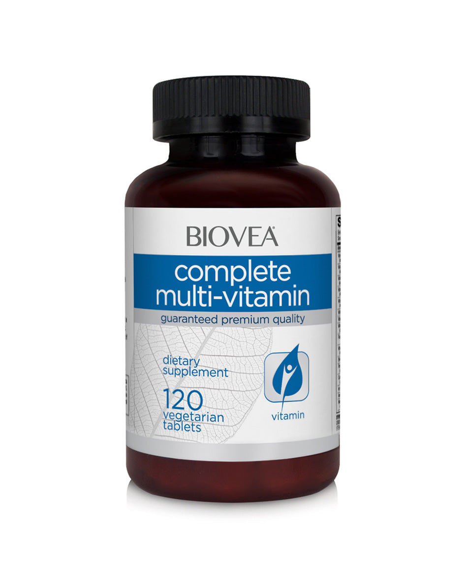 Complete multivitamin 120 tablets